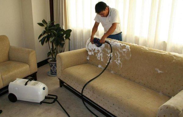 أرخص شركة تنظيف كنب دبي