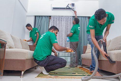 تنظيف منازل راس الخيمة