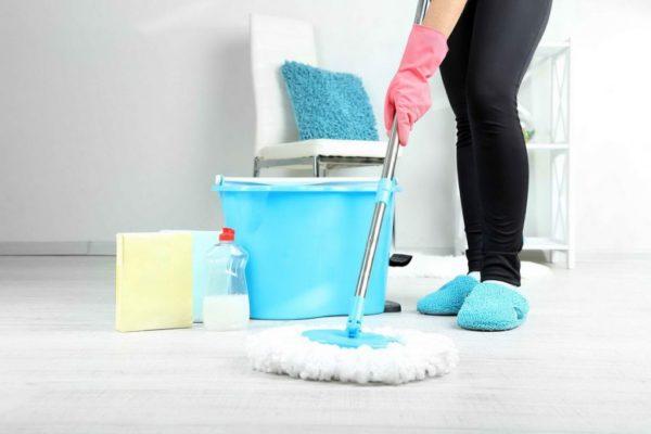 تنظيف الشقق لدى دبي