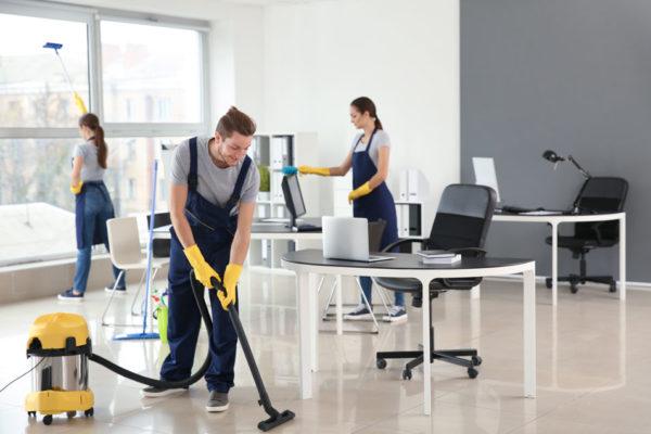 التعاون المشترك الناجح لشركات تنظيف الشركات