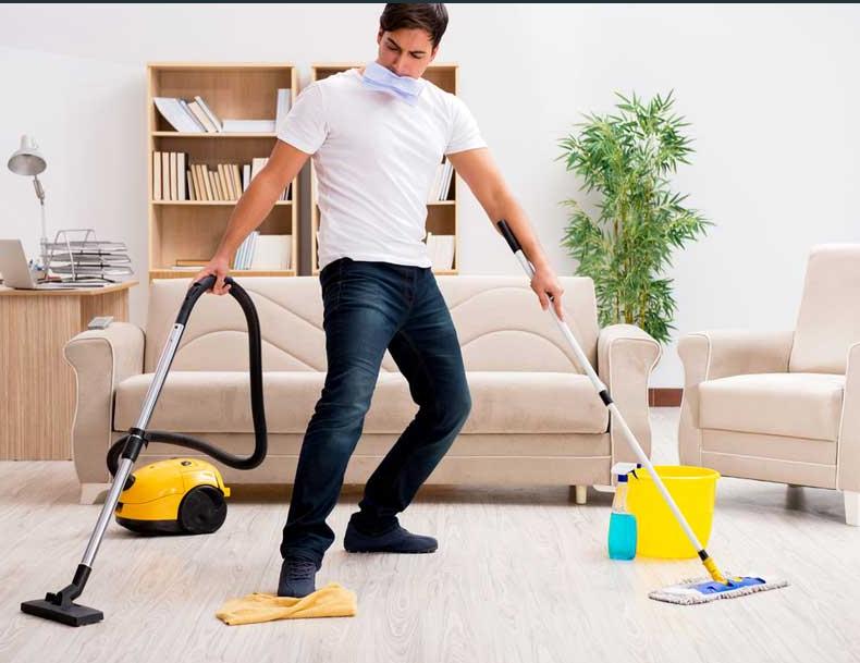 اهمية شركات تنظيف المنازل والفلل