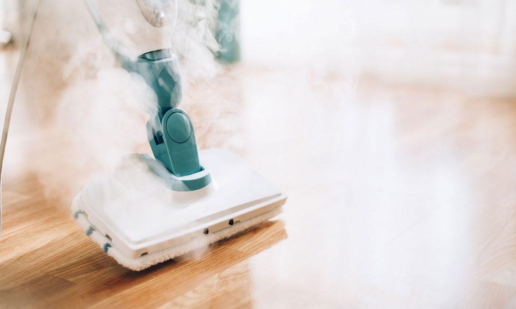 اهمية التنظيف بالبخار