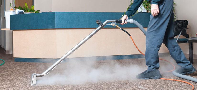 جودة التنظيف مع شركة تنظيف سجاد بالبخار