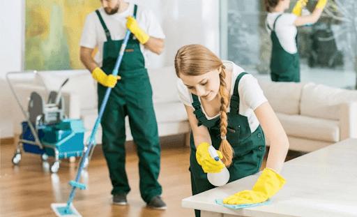 تنظيف المكاتب و شركة تنظيف فلل الامارات من شركة تنظيف بالبخار