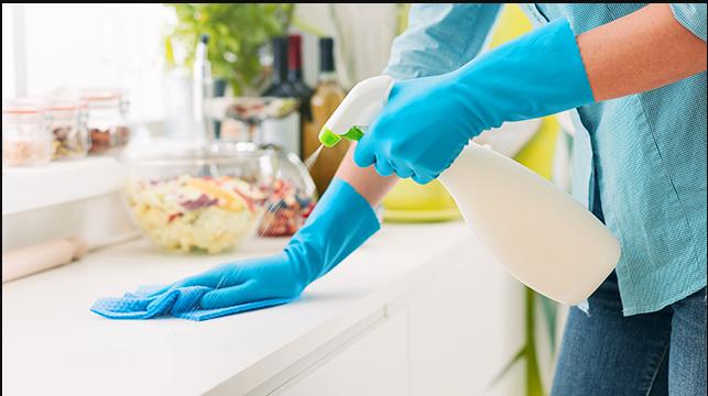 شركات تنظيف المنازل الشارقة